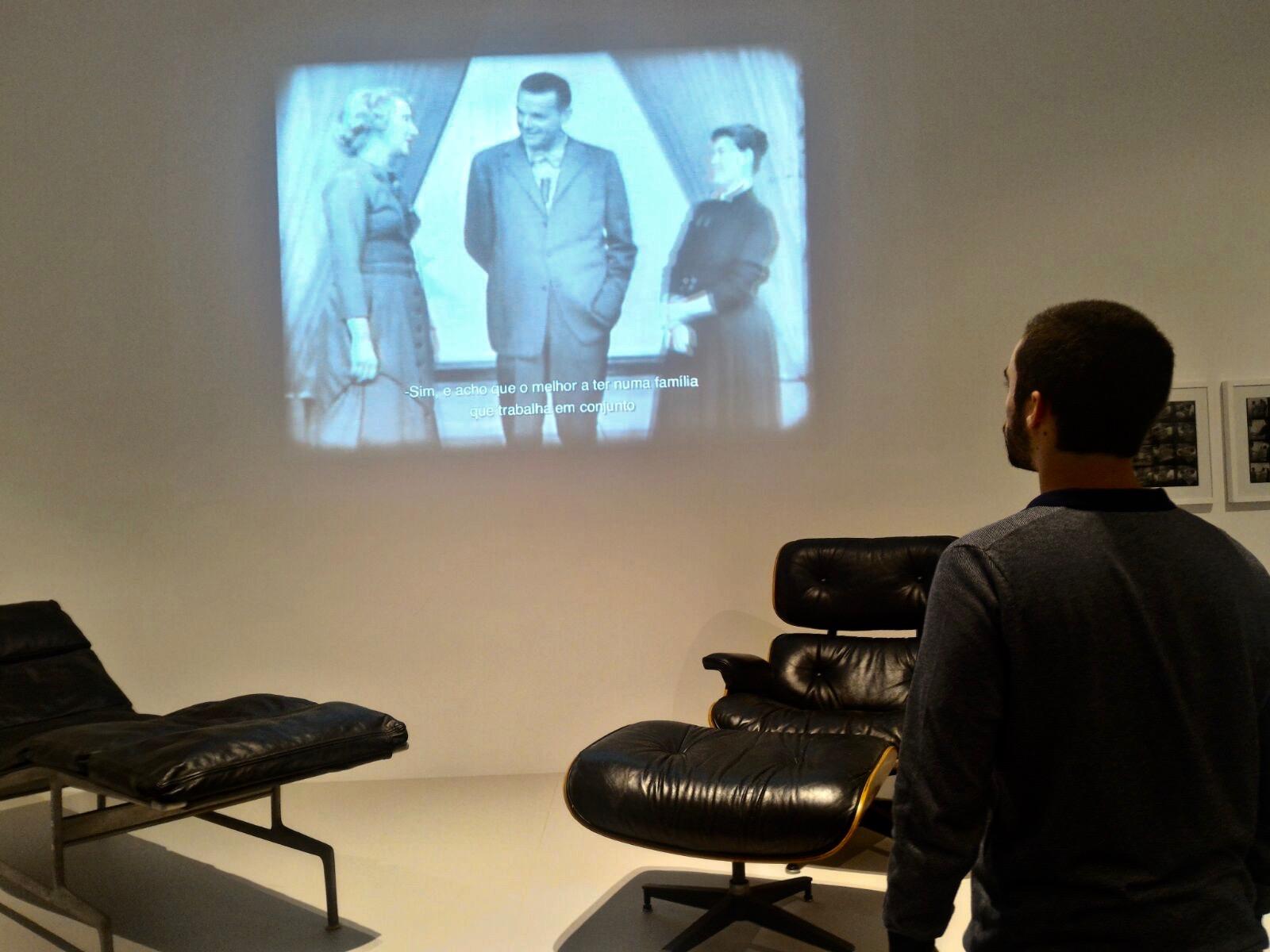 As cadeiras Eames em todas as suas variações influenciaram os mundos do cinema e da televisão até aos dias de hoje. © Miguel Gonçalves