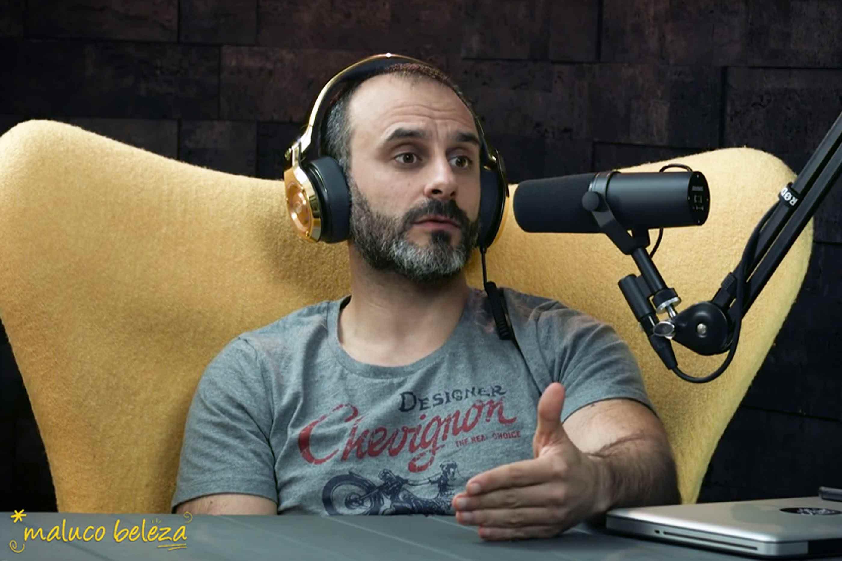 "O novo projeto de sucesso de Rui Unas designa-se de ""Maluco Beleza""."