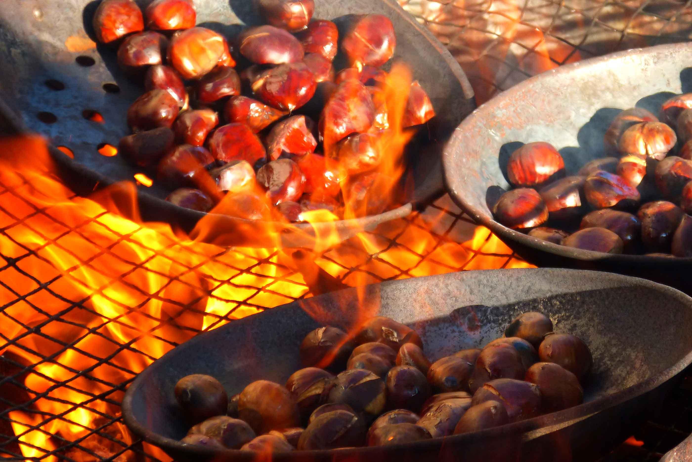 Castanhas ou Chestnuts