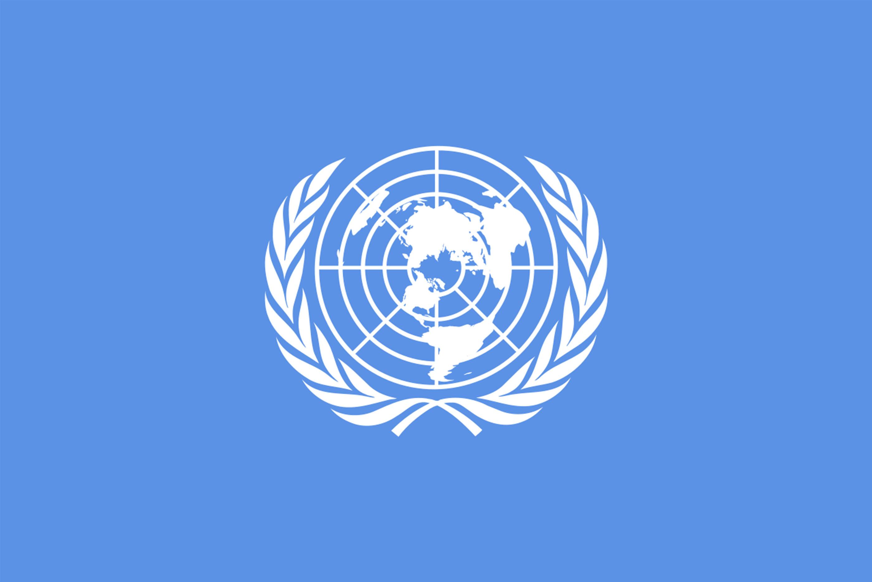 logótipo ONU