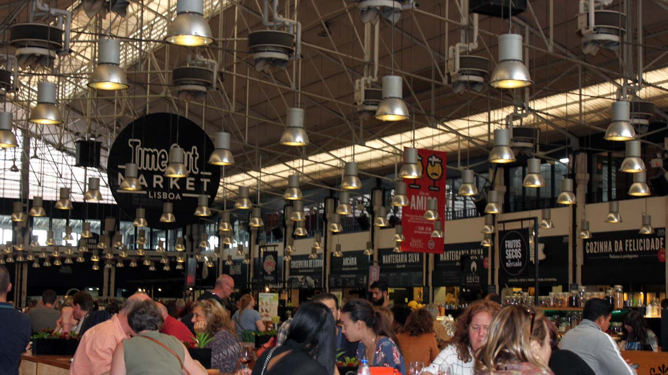 Sala do mercado