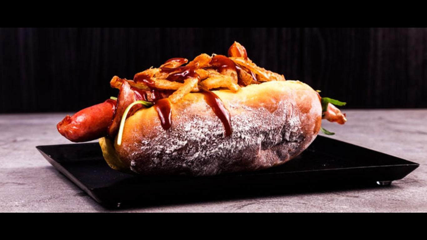 Hot Dog do Frankie