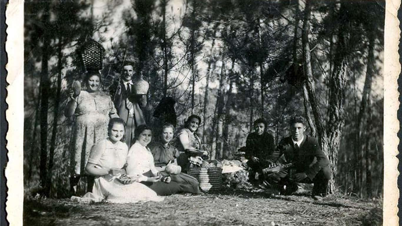 Família; Piquenique; Tradição