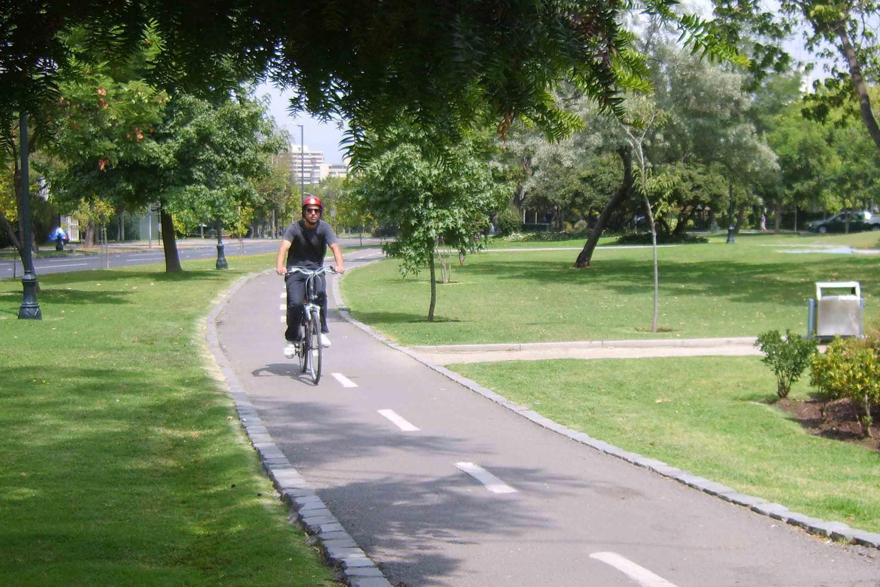 Lisboa tem 90Km de ciclovias.