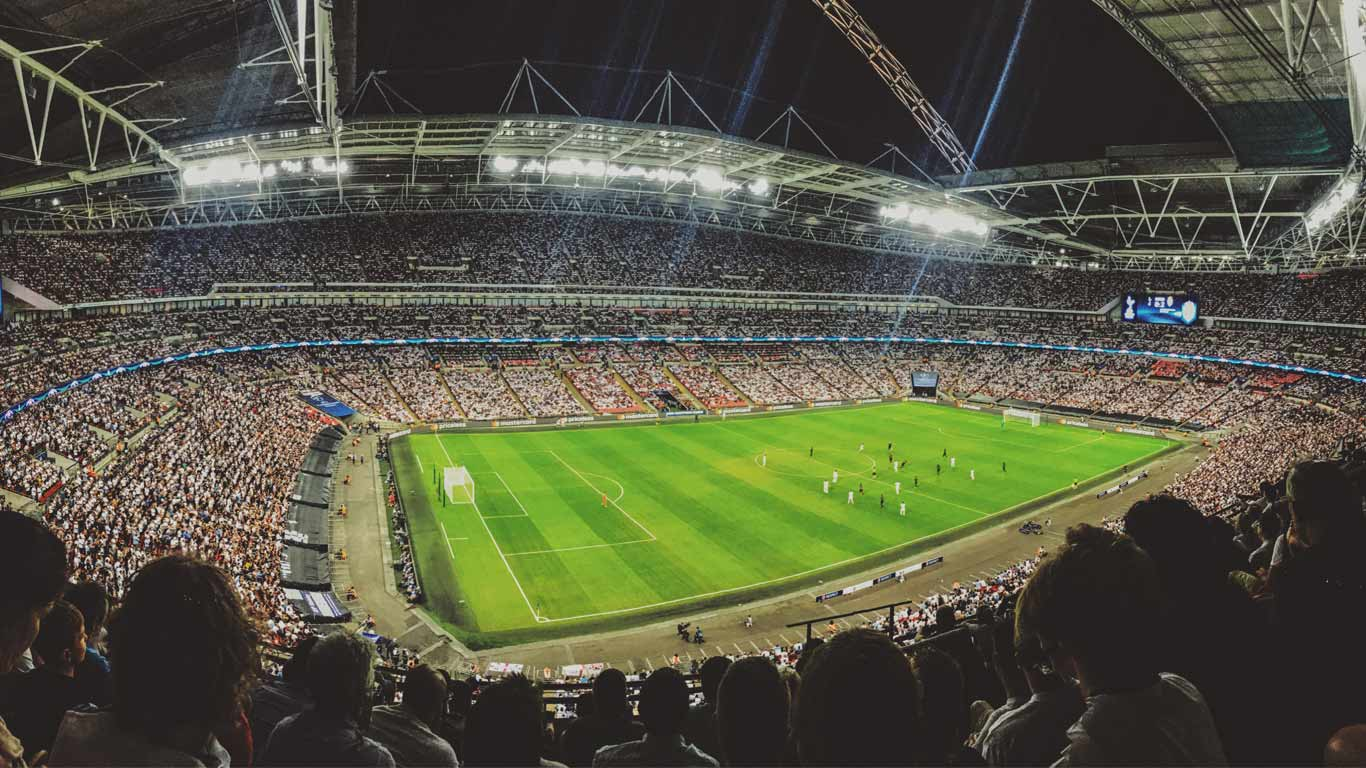 Wembley Stadium, Londres