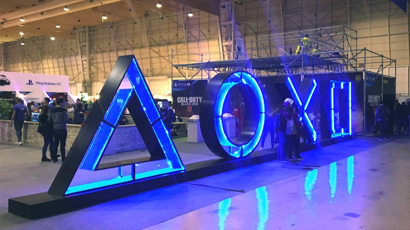 Presença Sony na LGW