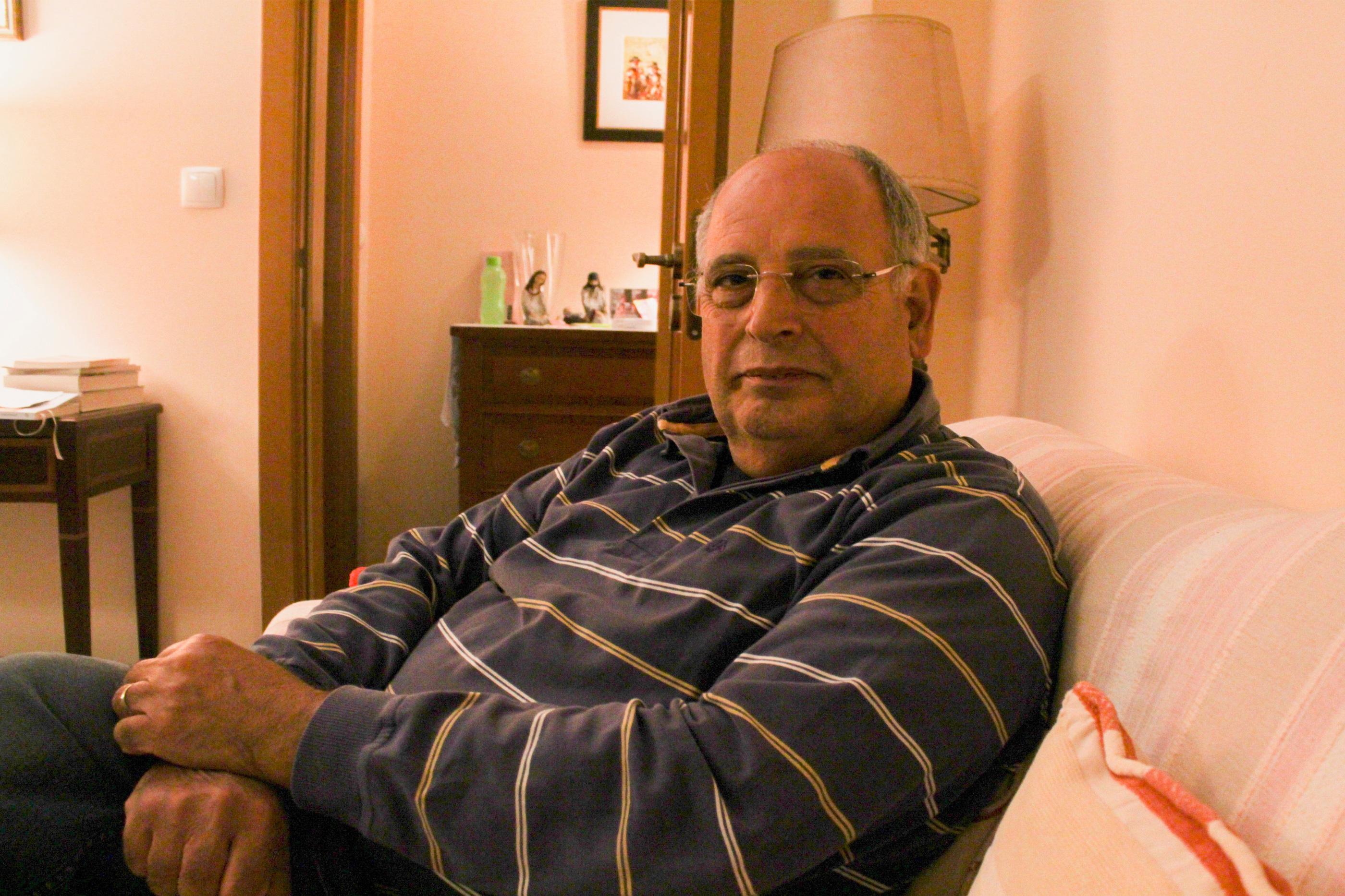 José Guilherme Gaspar, um amante da música clássica