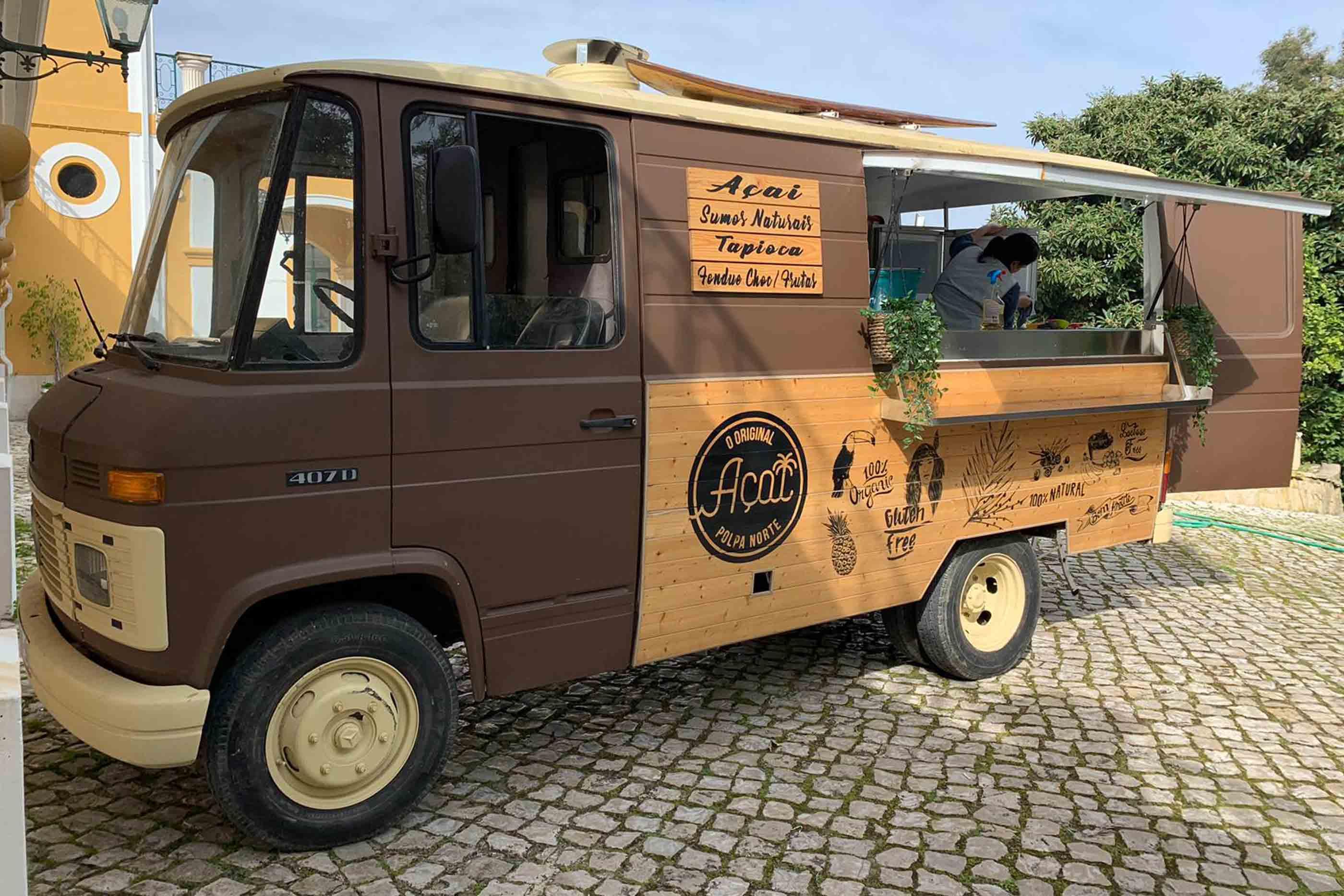 Açaí Food Truck