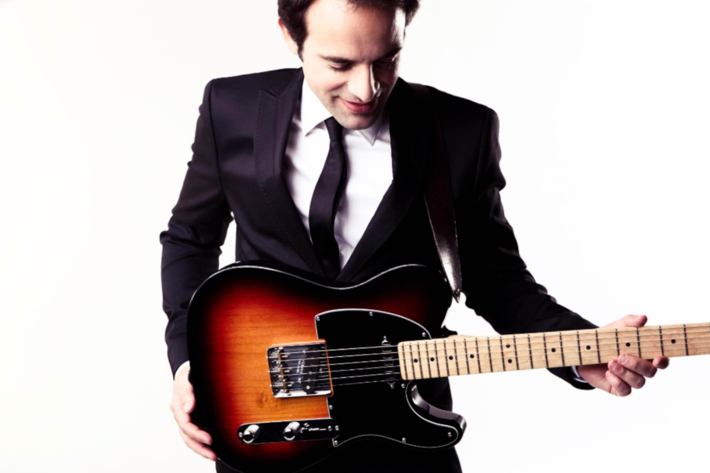 Músico português André Sardet faz parte do Festival Eu Fico em Casa