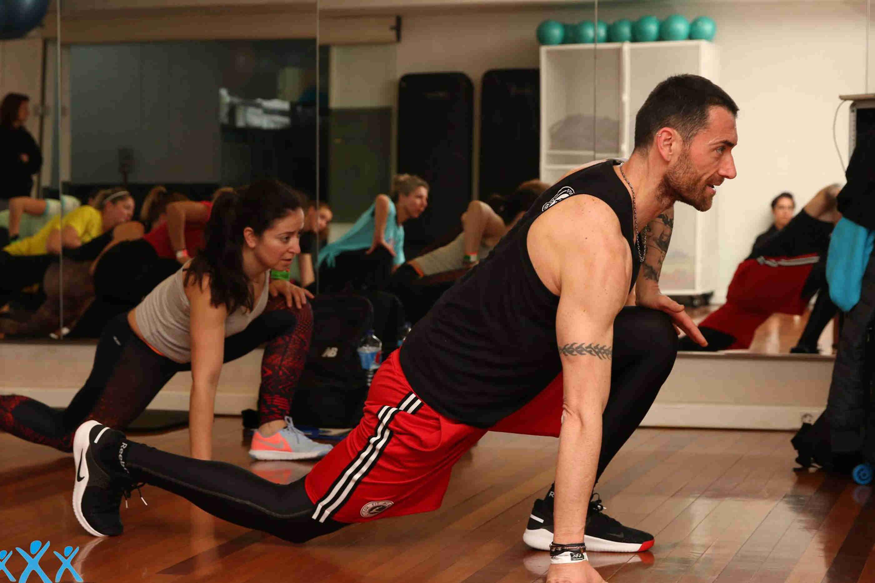 Fitness - aula // Promofitness