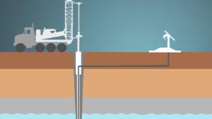 Plano de construção água potável.