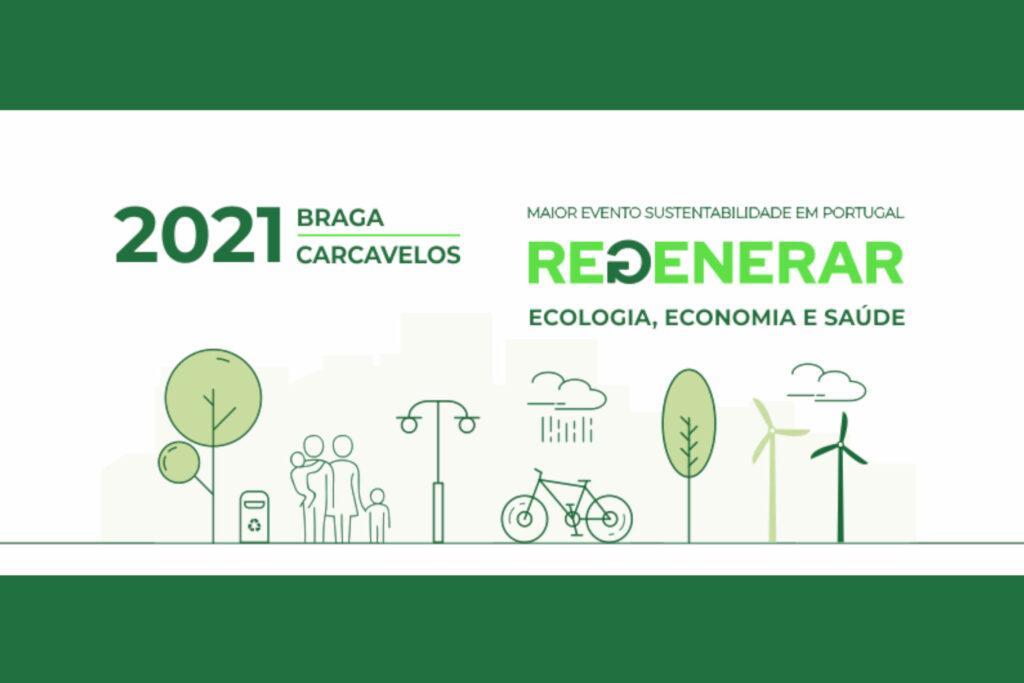 Slogan Greenfest2021 Tema Regenerar